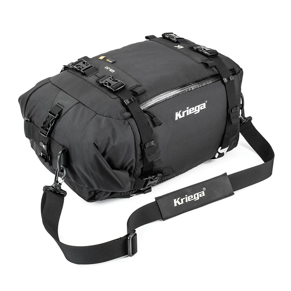 drypacks - zadné tašky